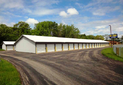 Perfect Self Storage Features